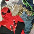 Отдается в дар Одежда для мальчика на 7-8 лет