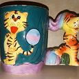 Отдается в дар Кружка «Тигр»