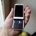 Отдается в дар телефон Sony Ericsson Aino U10i частично рабочий
