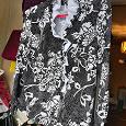 Отдается в дар Блуза женская черно-белая