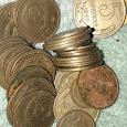 Отдается в дар СССР монетки 1, 2,3, 5 копеек, 1 рубль,10 копеек