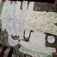 Отдается в дар Одежда на ребенка 0-3 месяца