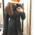 Отдается в дар Пальто серое на осень/весну 42 размер