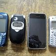 Отдается в дар Мобильные телефоны.