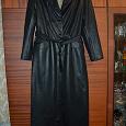 Отдается в дар Женское пальто — плащ 48 размер