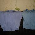 Отдается в дар Рубашки для мальчика 122-128