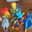 Отдается в дар Слингобусы, сортер и другие игрушки для малыша