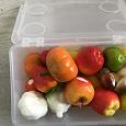 Отдается в дар Пенопластовые овощи на хм