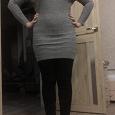 Отдается в дар Зимнее платье