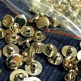 Отдается в дар Пуговицы мелкие новые около 340 шт