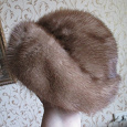 Отдается в дар шапка женская норковая