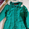 Отдается в дар Зимняя куртка на ребенка
