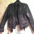 Отдается в дар Куртка утеплённая жен. 48-50
