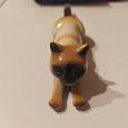 Отдается в дар Керамическая фигурка кошки
