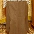 Отдается в дар Тёплая юбка ~44, отличная