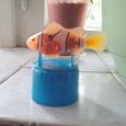 Отдается в дар Рыбка-игрушка