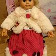 Отдается в дар Большая интерактивная кукла Настенька