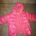 Отдается в дар Куртка для девочки демисезон 74-80