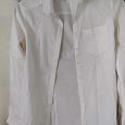 Отдается в дар Женская белая рубашка 40 H@M