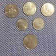 Отдается в дар Монеты России юбилейные