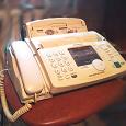 Отдается в дар Факс Panasonic KX-FP82RS