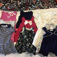 Отдается в дар платья для девочки