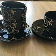 Отдается в дар Чайные чашечки и блюдца
