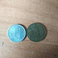 Отдается в дар Монеты Чехословакии.