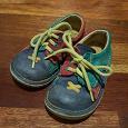 Отдается в дар Детские ботинки 21-22
