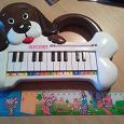Отдается в дар игрушка Пианино детское