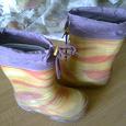 Отдается в дар Обувь девочке 16,5 см