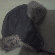 Отдается в дар Зимняя шапка на мальчика