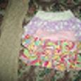 Отдается в дар Две юбочки на полтора- два года и теплые гамаши