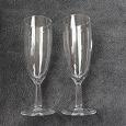 Отдается в дар Фужеры для шампанского