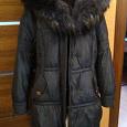Отдается в дар Женская зимняя куртка