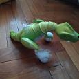 Отдается в дар интерактивный ящер