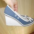 Отдается в дар Туфли новые почти