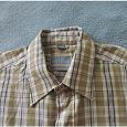 Отдается в дар Рубашка с коротким рукавом