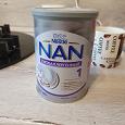 Отдается в дар Детская молочная смесь NAN1