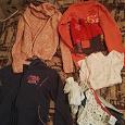 Отдается в дар Одежда для девочек рост 148-152 см