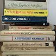 Отдается в дар Английские и немецкие книги, учебники и словари