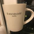 Отдается в дар Кофейная чашка Davidoff