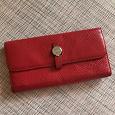 Отдается в дар Красный кошелек
