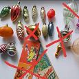 Отдается в дар Ёлочные игрушки СССР