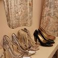 Отдается в дар Обувь на высоких каблуках, размер 37