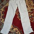 Отдается в дар Летние подростковые штаны 42-44 размер