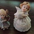 Отдается в дар Два декоративных ангелочка
