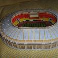 Отдается в дар пазл 3D стадион Лужники-Москва