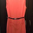 Отдается в дар Розовое платье 40 размер