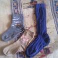 Отдается в дар Детская одежда-носки и гольфы